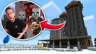 Raiding A GIANT Castle In RlCraft!