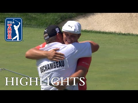 Bryson DeChambeau's highlights | Round 4 | the Memorial