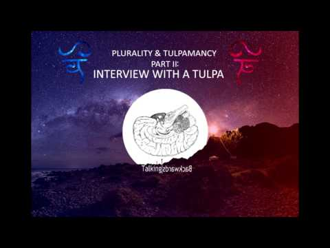 PLURALITY AND TULPAMANCY II: INTERVIEW WITH A TULPA [Episode 6]