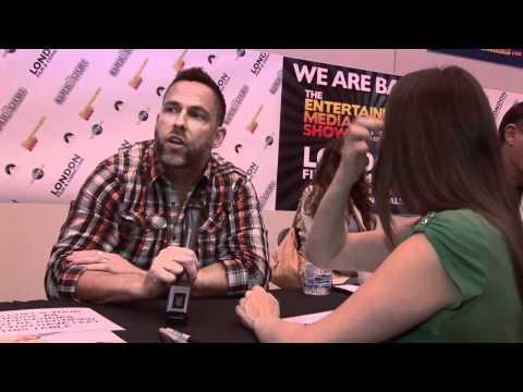 James 'Bam Bam' Bamford - Stunt Coordinator Interview