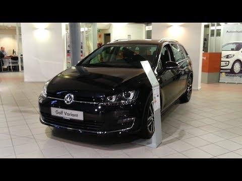 Volkswagen golf variant r line doovi for Interior golf variant
