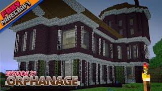 Minecraft | THE ORPHANAGE | JAVA SMP [21]