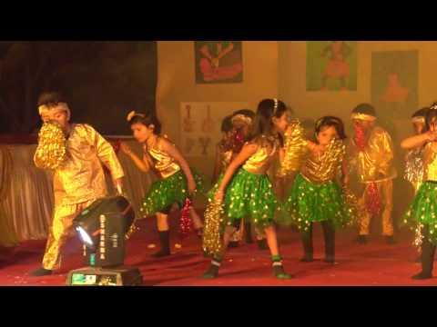 I AM DISCO  dance GURU NANAK PUBLIC SCHOOL  Vadodara Annual function dance - 2017