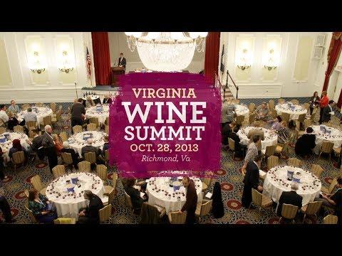 Virginia Wine Summit 2013