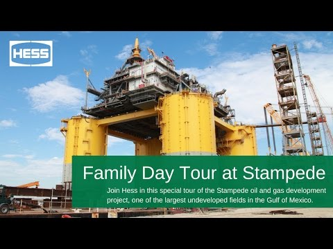 Stampede Family Day at Hess SUBTITLED