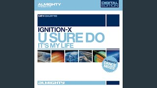 U Sure Do (Almighty Radio Edit)