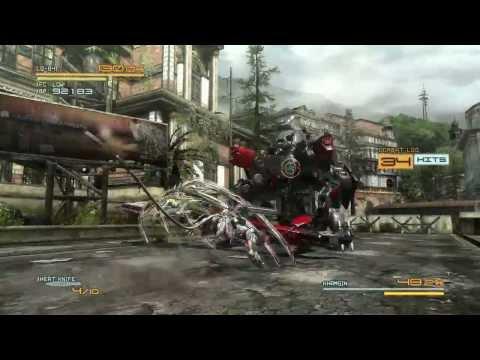 Metal Gear Rising 「Hype Wolf」 - Khamsin (S Rank) Revengeance
