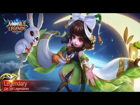 Rank with NEW MAGE HERO CHANG'E LIVE | See How She Does vs Real Players Not AI Bots | MOBILE LEGENDS