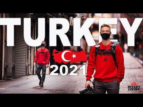 TURKEY 🇹🇷 AMERICAN First Time - First Impressions of TURKEY 2021