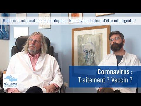 Coronavirus: traitement ? Vaccin ?