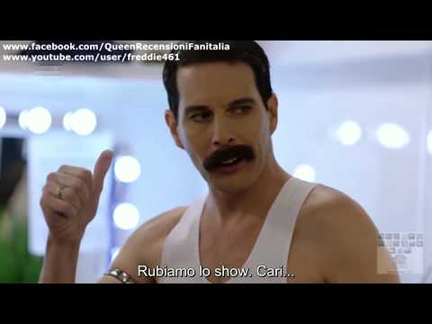The Freddie Mercury Story: Who Wants To Live Forever (Sottotitolato in Italiano)