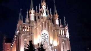 видео Католический костел на малой Грузинской