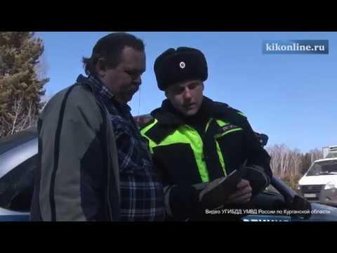 Столкновение  в Шадринском районе