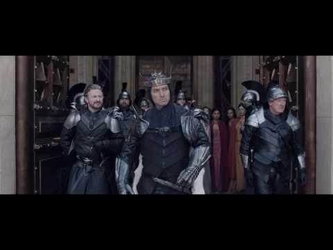 Rey Arturo: La Leyenda De La Espada   Trailer 2   Oficial Warner Bros  Pictures