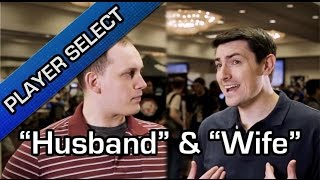 Husband & Wife | Red Bull Player Select