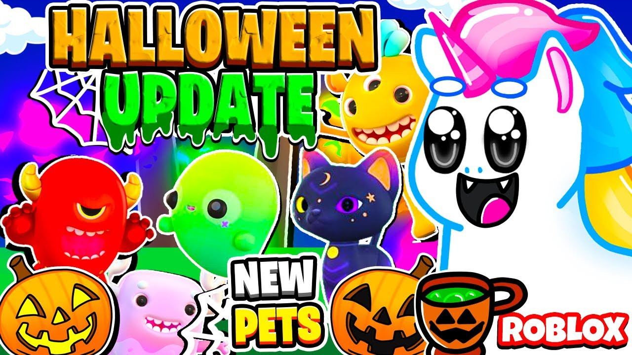 SPILLING THE TEA ON THE NEW HALLOWEEN EVENT! NEW PETS AND MORE! Roblox Overlook Bay