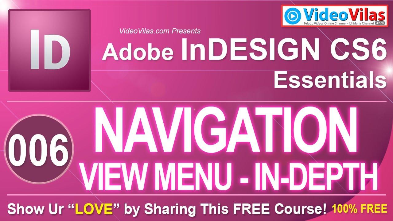 Adobe indesign cs6 tutorials (telugu) 19 text editing indepth.