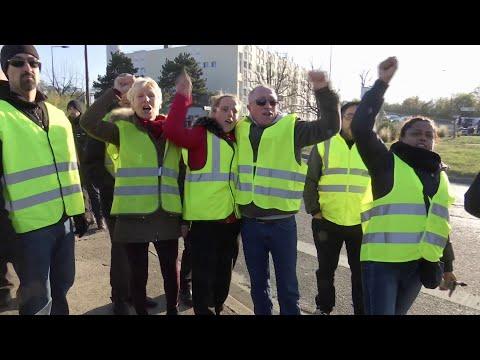 Gilets jaunes: retour sur cinq semaines de mobilisation