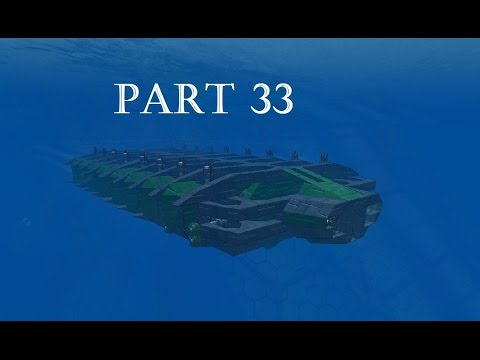 From The Depths| S3 Part 33 | Submarine Creation