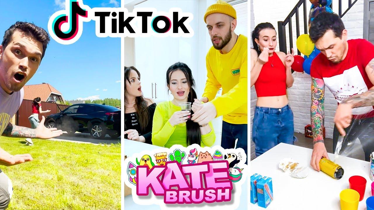 TIKTOK SHORTS MAGIC PRANK VIDEO MASHUP | Compilation by @Kate Brush