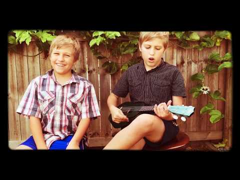Don't worry be happy cover by The Banana Brothers