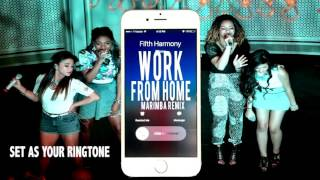 """Enjoy marimba remix of fifth harmony's (feat. ty dolla $ign) hit """"work from home"""". download now! ________________________________________________ th..."""