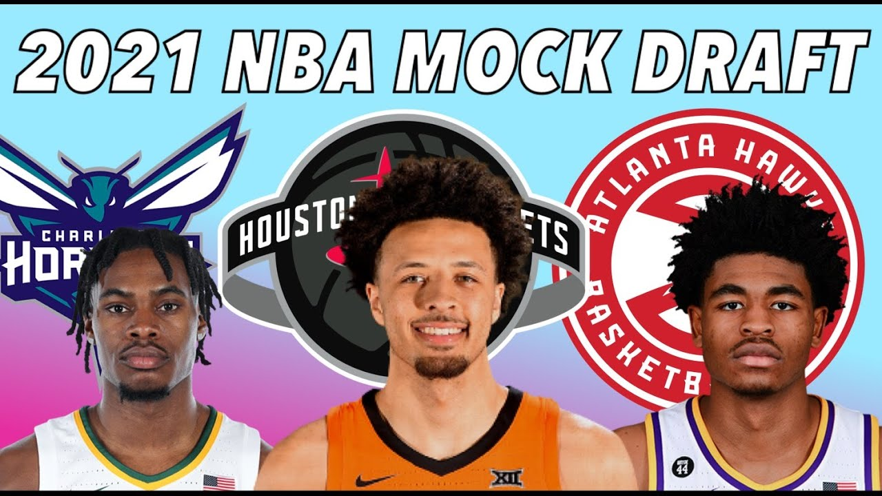NBA mock draft 2021: Who is rising and falling after NCAA ...