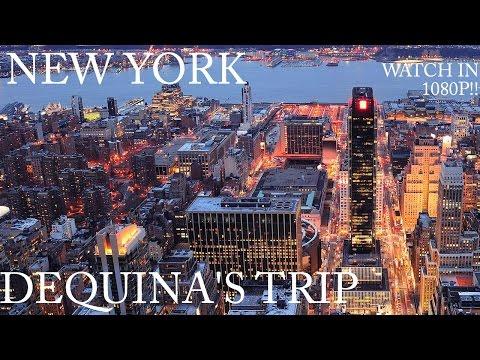 DeQuina's Trip   Manhattan New York