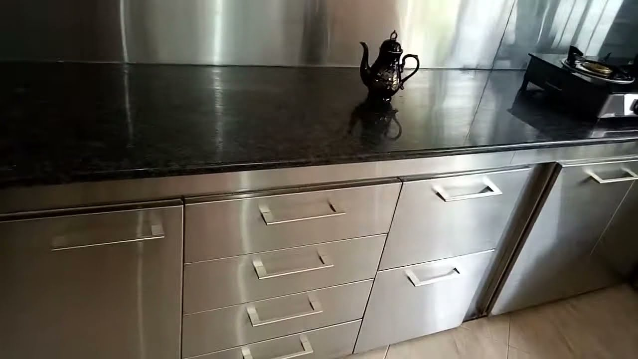 Stainless steel pantry cupboards master modern fabrication