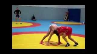 Georg Harth vs Carsten Kopp - 74 kg Freistil