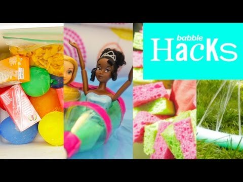 Water Fun | How To Survive The Heat Of Summer | Babble Hacks