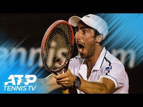 Cuevas Defeats Nadal in Epic Contest | Rio 2016 Semi-Final
