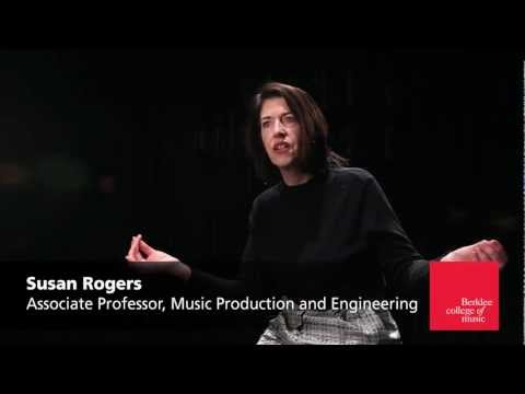 Susan Rogers, Music Production and Engineering