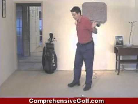 Golf swing tips. Follow through. How to golf video tips 7