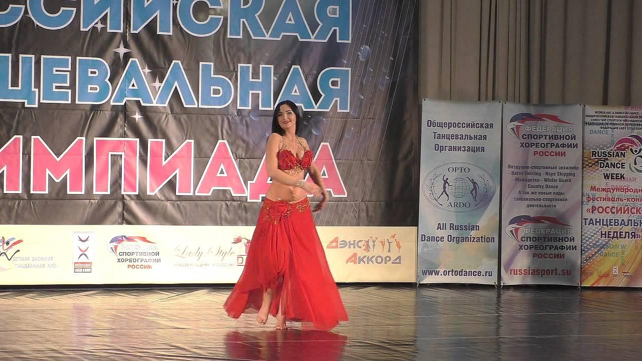 РТО-2015. Рейтинг России. Oriental классика. 1 лига. Взрослые-2, соло женщины, финал