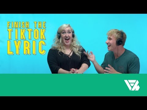 Finish The TikTok Lyrics: Can Mitchell And Brittany Broski's Serve Vocals?