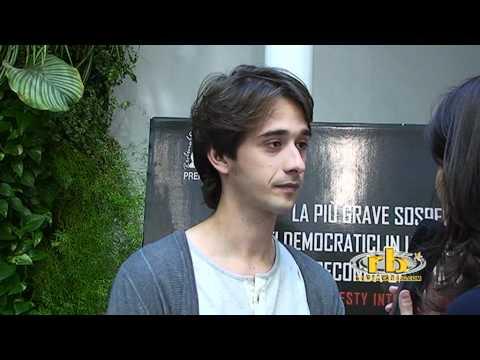 DAVIDE IACOPINI - intervista (Diaz) - WWW.RBCASTING.COM