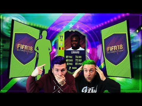 "FIFA 18: PATH TO GLORY SBC PACK OPENING + LUKAKU DAILY KNOCKOUT TURNIER mit Simon""E""😱🔥"