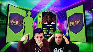 FIFA 18: PATH TO GLORY SBC PACK OPENING + LUKAKU DAILY KNOCKOUT TURNIER mit Simon
