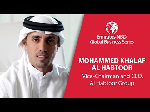 Up Close & Personal With Mohammed Khalaf Al Habtoor Part-1