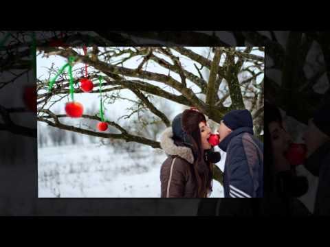 Love Story Дмитрий и Анастасия (Пицца — Душа летела над лужами)