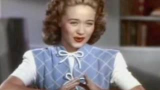 Jane Powell - JE VEUX VIVRE from Gounod