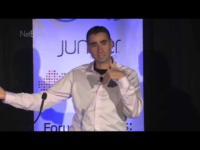 Keynote Highlights: Martin Cassado, VMware 'The future of SDN & network virtualization'