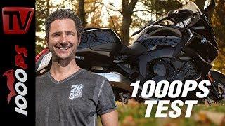 1000PS Test - BMW K 1600 B 2017