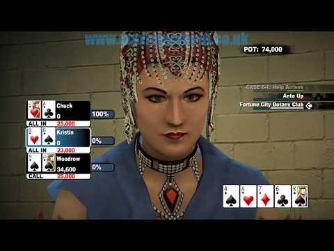 24 Chuck vs Strip Poker! Ante Up Dead Rising 2 Walkthrough PC Max Settings 1080p HD