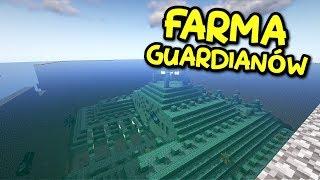 DUŻO PIASKU = FARMA :D - Minecraft Survival