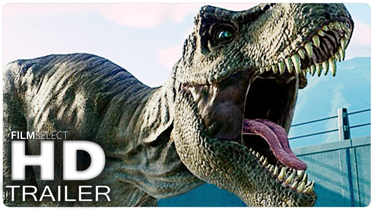 Trailer Jurassic World 2