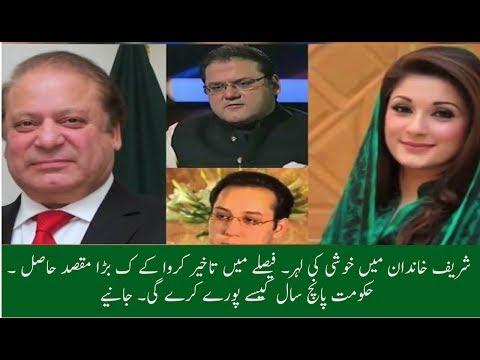 Sharif Family Got Happines   Panama's JIT Case Extended