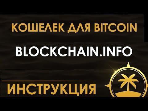 Обзор кошелька Blockchain.Info. Инструкция по применению и безопасность.
