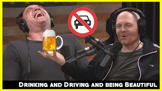 Joe Rogan Bill Burr about drinking and driving